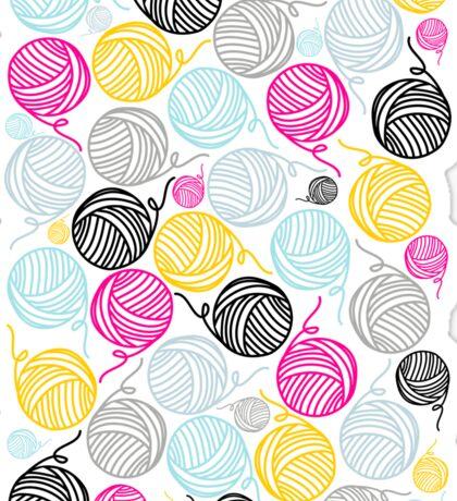 Yarn Yarn Yarn Yarn Yarn Sticker