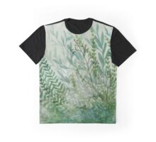 Ferns and Fog Graphic T-Shirt