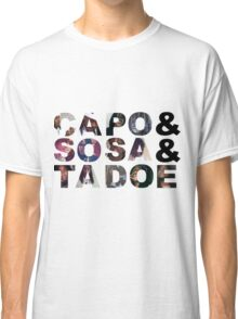 Capo Chief Keef Sosa and Tadoe Classic T-Shirt