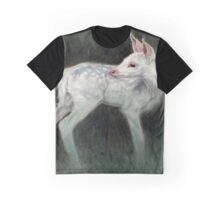 A Forest Ghost Graphic T-Shirt