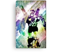 Defenders of the universe Canvas Print