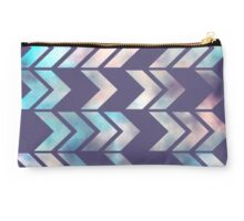 Chevron Dream 2 (Plum) Studio Pouch