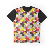 Mickey head pattern Graphic T-Shirt