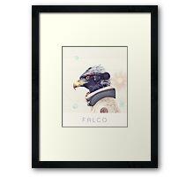 Star Team - Falco Framed Print
