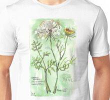 Gone to seed - Botanical Unisex T-Shirt