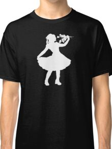 Oh Honey, You KNEW!! (White Silhouette 1) Classic T-Shirt
