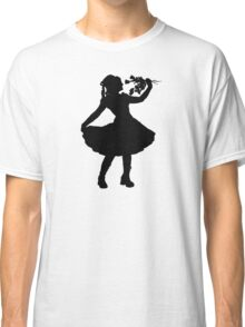 Oh Honey, You KNEW!! (Black Silhouette 1) Classic T-Shirt