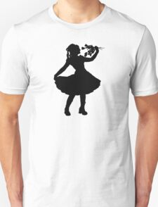 Oh Honey, You KNEW!! (Black Silhouette 1) T-Shirt