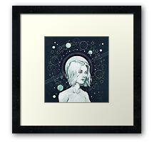 existential   Framed Print