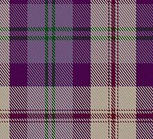 00602 Gigha Lilac Fashion Tartan  by Detnecs2013