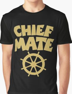 Chief Mate Graphic T-Shirt