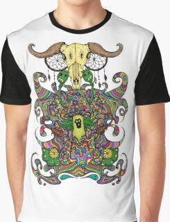 Poppy Seeds & Cannabis Graphic T-Shirt