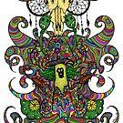 Poppy Seeds & Cannabis by Octavio Velazquez