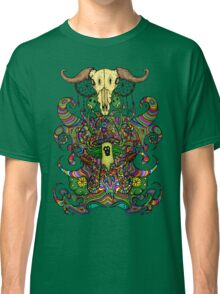 Poppy Seeds & Cannabis Classic T-Shirt
