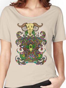 Poppy Seeds & Cannabis Women's Relaxed Fit T-Shirt