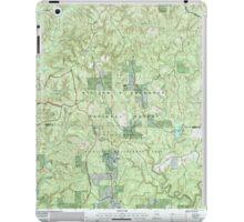 USGS TOPO Map Alabama AL Grayson 304029 2000 24000 iPad Case/Skin