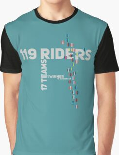 Cycling Race Graphic T-Shirt