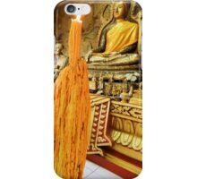 Buddhist Temple iPhone Case/Skin