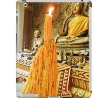 Buddhist Temple iPad Case/Skin