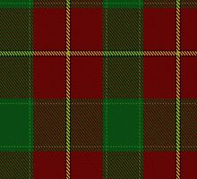 00604 Abadia Da Cova District Tartan  by Detnecs2013