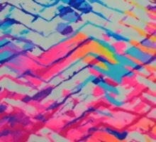 Neon Tiedy Sticker