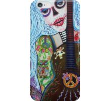 Flower Childs Song iPhone Case/Skin