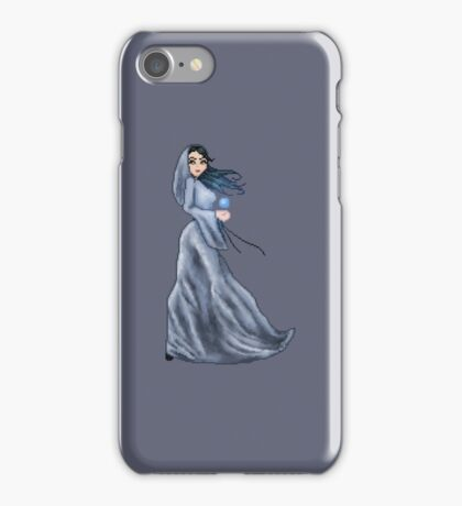 Contemplation of Nature iPhone Case/Skin
