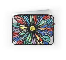 Blooming With Color Laptop Sleeve