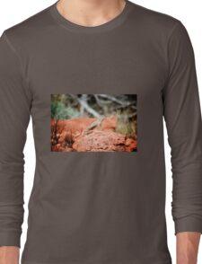 Desert Reptile Long Sleeve T-Shirt
