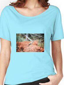 Desert Reptile Women's Relaxed Fit T-Shirt