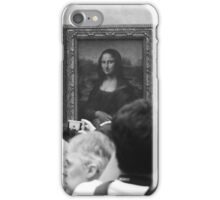 Mona Lisa - The Celebrity iPhone Case/Skin