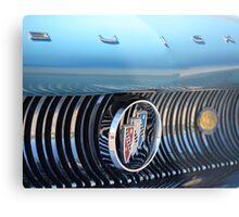 1960 Buick LeSabre Convertible Metal Print