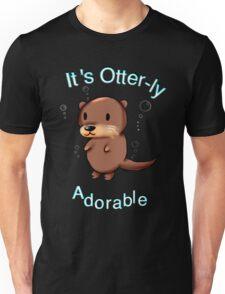 It's Otterly Adorable Unisex T-Shirt