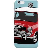 Fortitude's 'Paddy Hopkirk 37' Mini Cooper S iPhone Case/Skin
