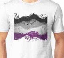 Asexual Ornamental Flag Unisex T-Shirt