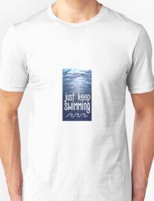 Keep Swimming Unisex T-Shirt