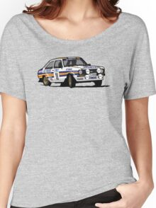 Fortitude's Ford Escort Mark 2 BDA Cosworth Women's Relaxed Fit T-Shirt