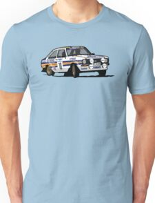 Fortitude's Ford Escort Mark 2 BDA Cosworth T-Shirt