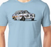 Fortitude's Ford Escort Mark 2 BDA Cosworth T-Shirt