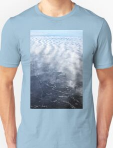 Cloud Over The Tundra, Manitoba. Unisex T-Shirt