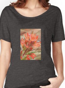 Red Desert Wildflowers 02 Women's Relaxed Fit T-Shirt