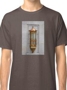 Ornate Light Fixture Classic T-Shirt