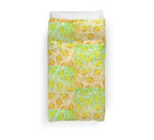 BANANA - RAINBOW by Kohii Love & Toso Journ Duvet Cover
