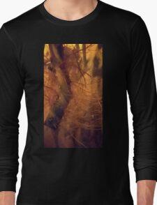 Twisting  Long Sleeve T-Shirt