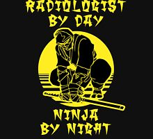 RADIOLOGIST BY DAY, NINJA BY NIGHT Hoodie