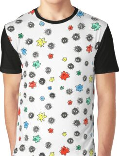 Star Candy & Soot Sprites Graphic T-Shirt