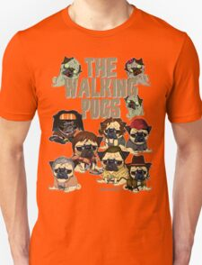 The Walking Pugs Unisex T-Shirt