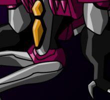 Transformers Animated: Starscream Sticker