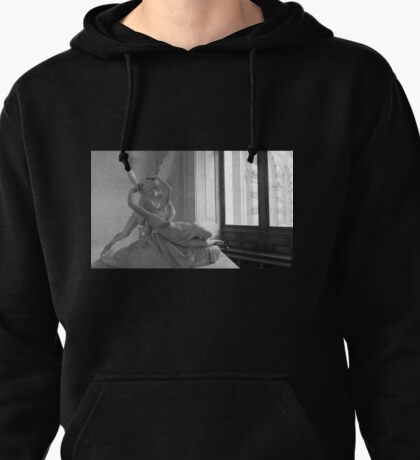 Psyche Revived by Cupid's Kiss Pullover Hoodie