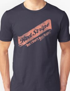 Red Stripe : Don't Worry Beer Happy T-Shirt